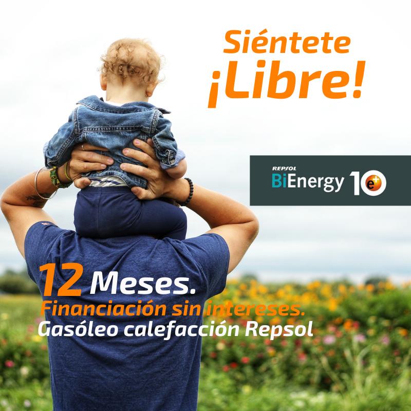 Nuevas facilidades de pago en Energy Salas.